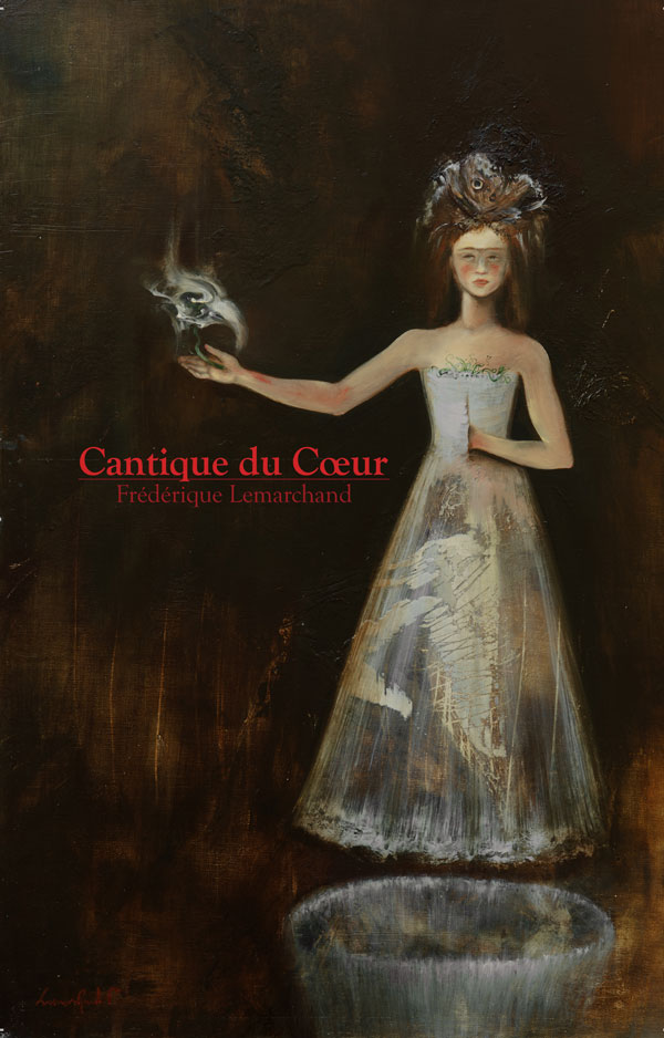 livre de Frédérique Lemarchand Cantique du coeur